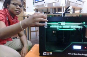 Get Involved with 3D Printing in Chicago